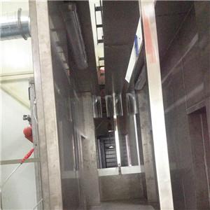 双通道喷房内部-不锈钢材质
